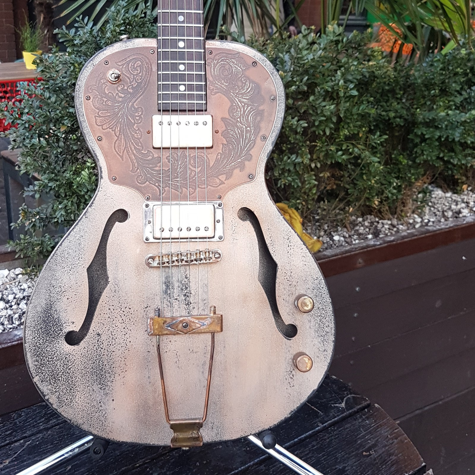 1946 'old copper' humbuckers