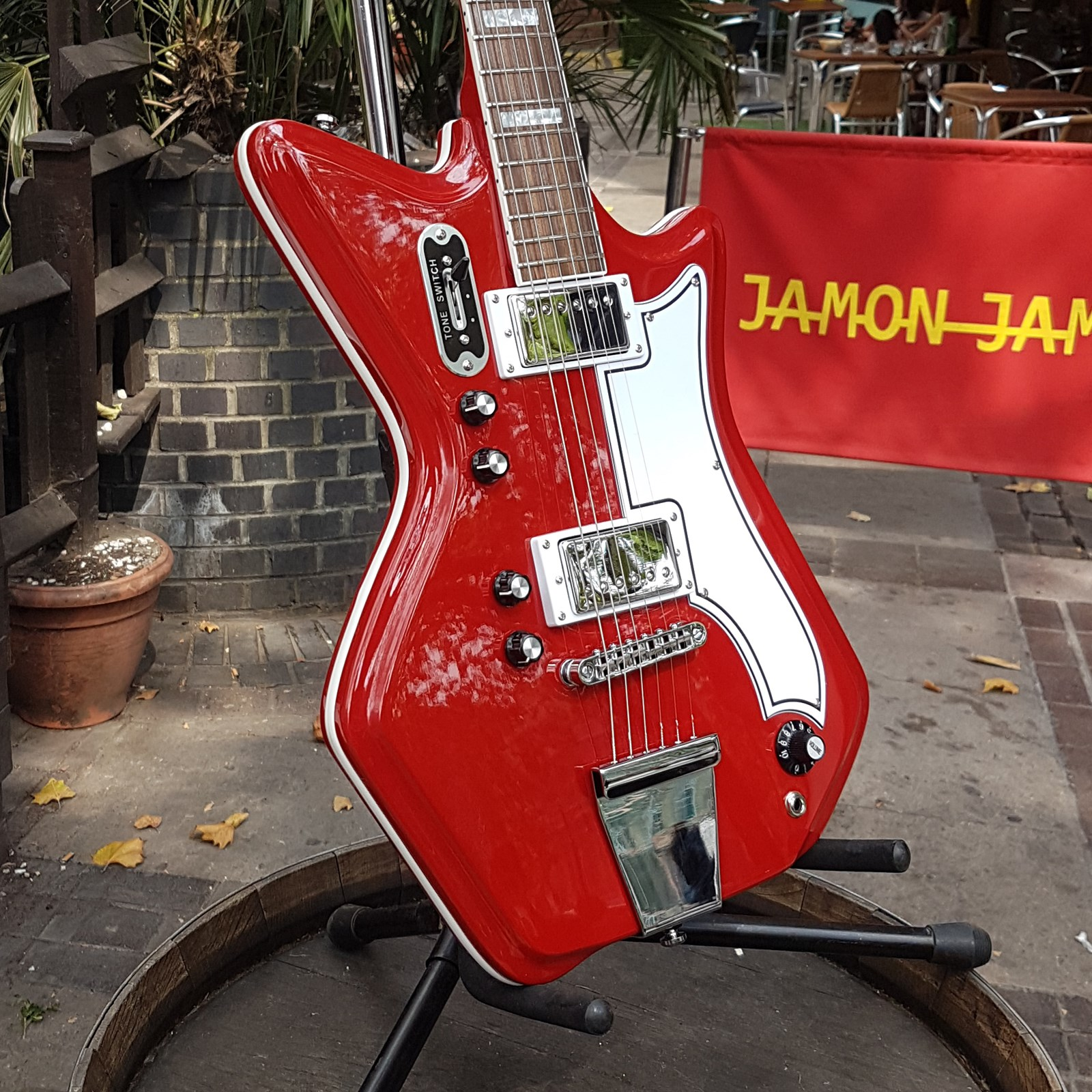 Airline 59 2P Red with case