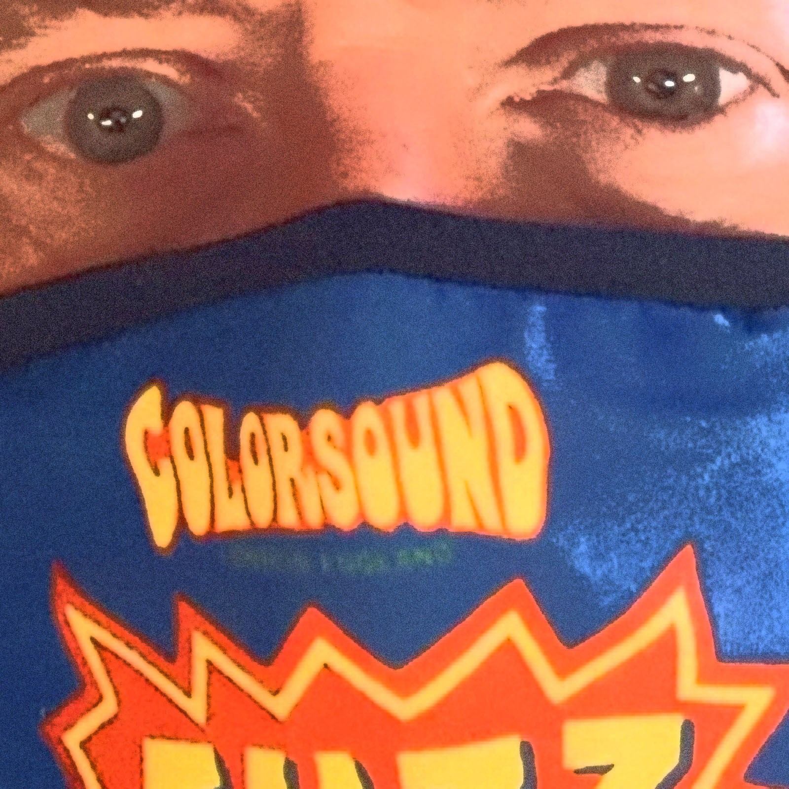 Fuzz Box Washable Covid Mask - Packet of Ten