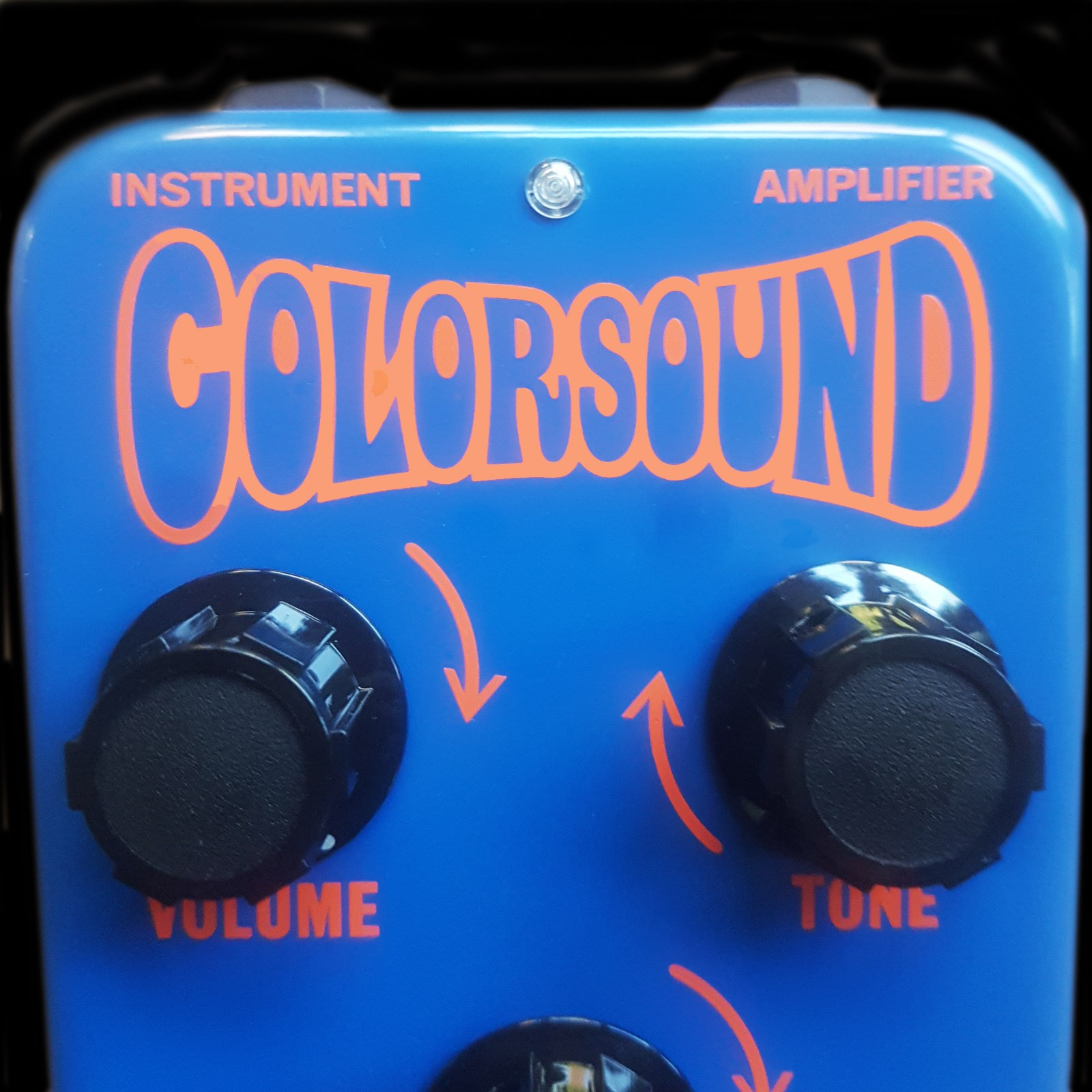Colorsound fuzz second run #047