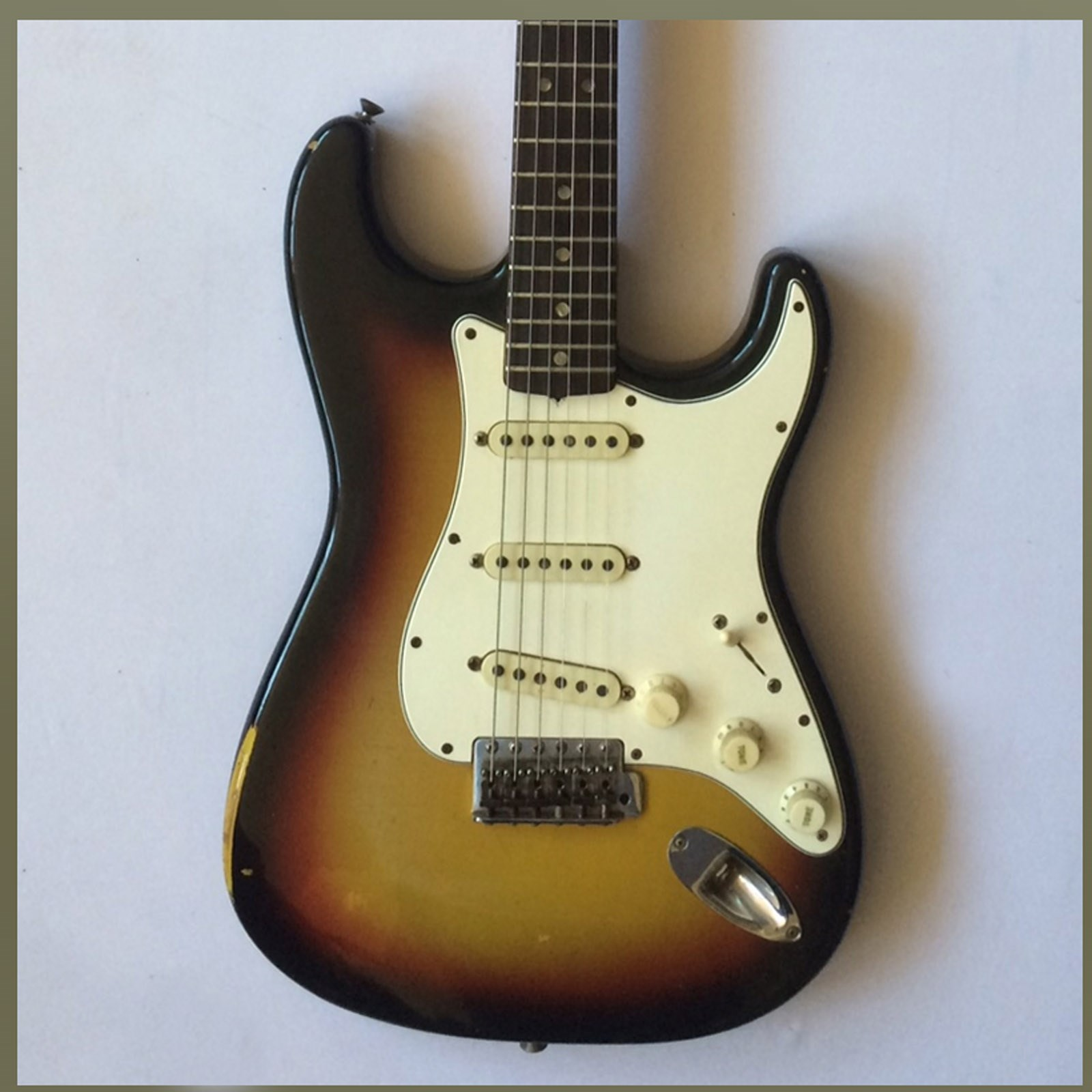 Click to view 1966 STRAT