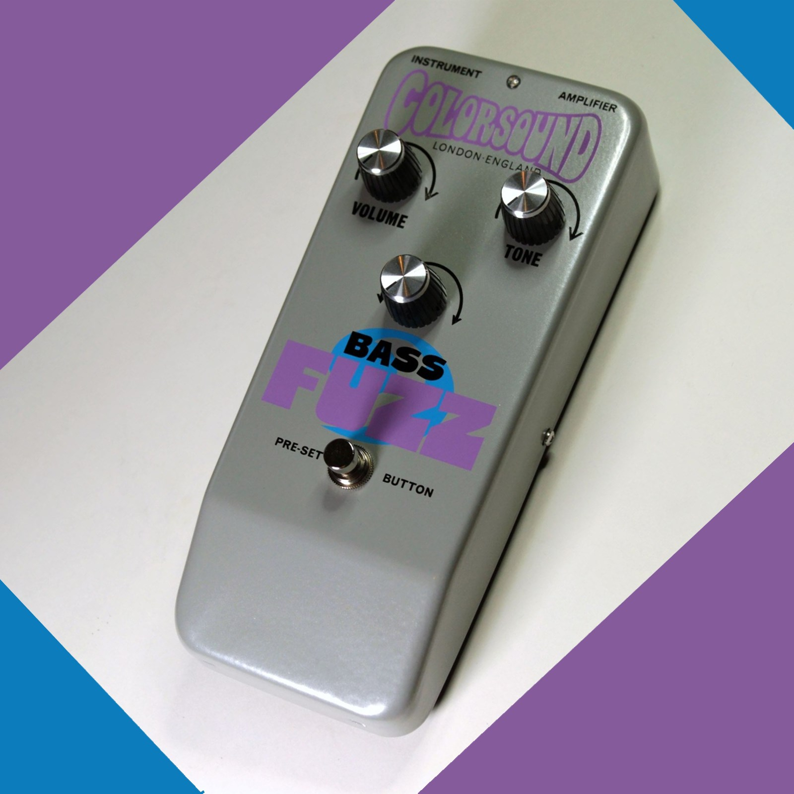 Colorsound Bass Fuzz