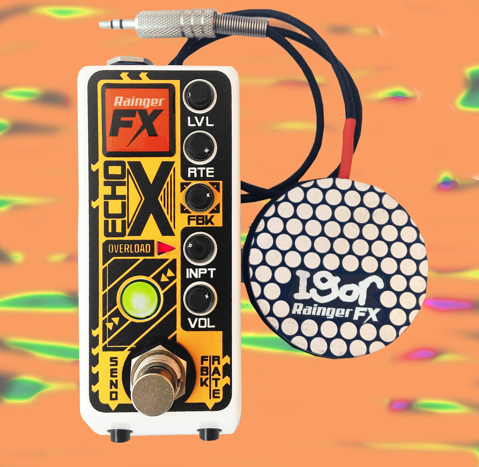rainger echo-x delay