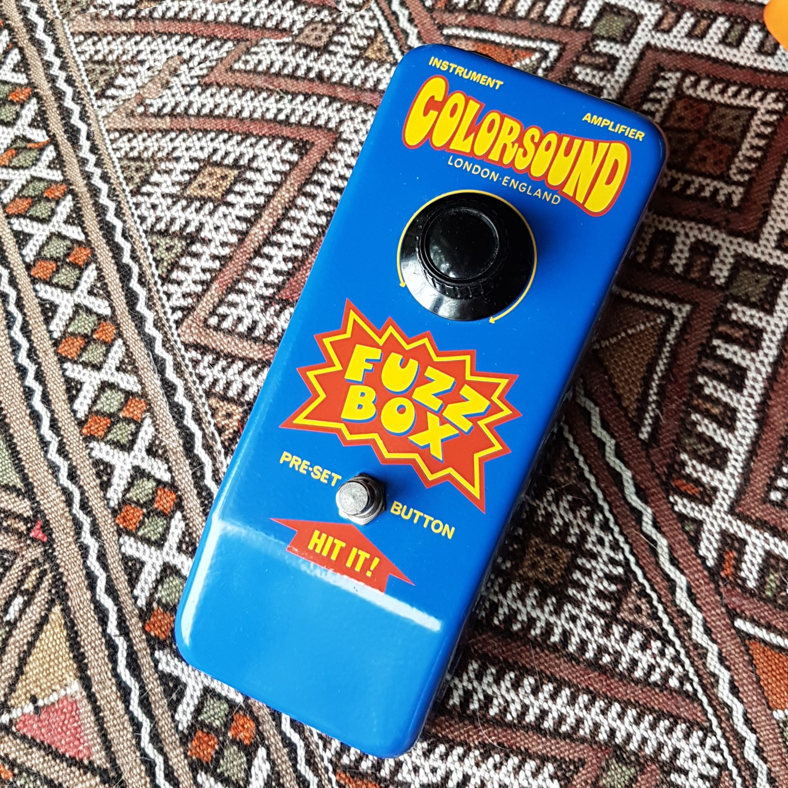 Click to view One Knob Fuzz by D.A.M.