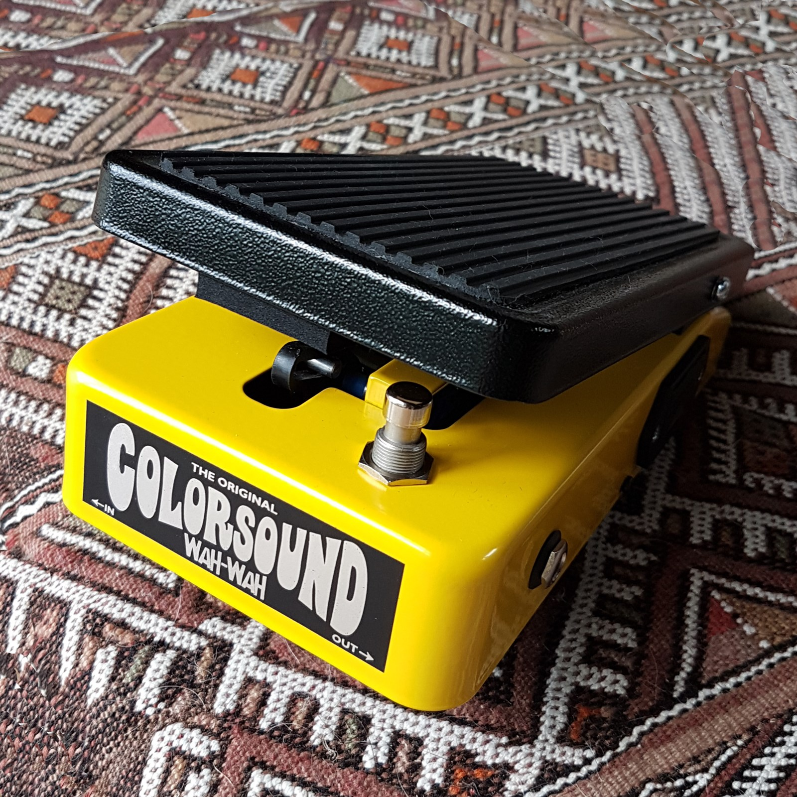 The Inductorless Wah-Wah by jake rothman