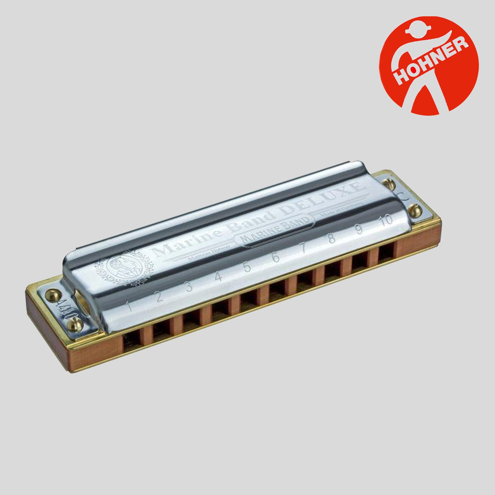 hohner marine band deluxe key of D
