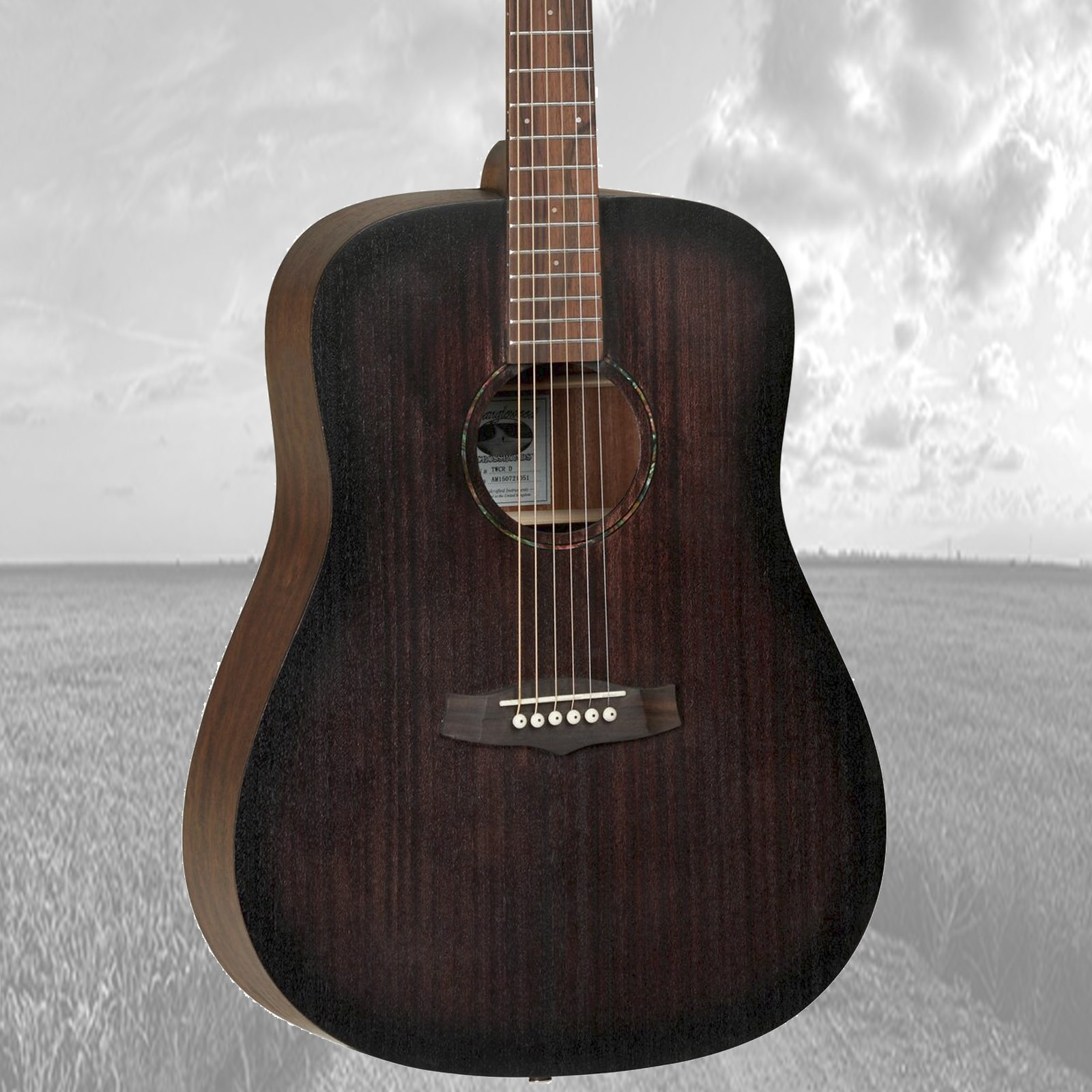 crossroads dreadnought acoustic
