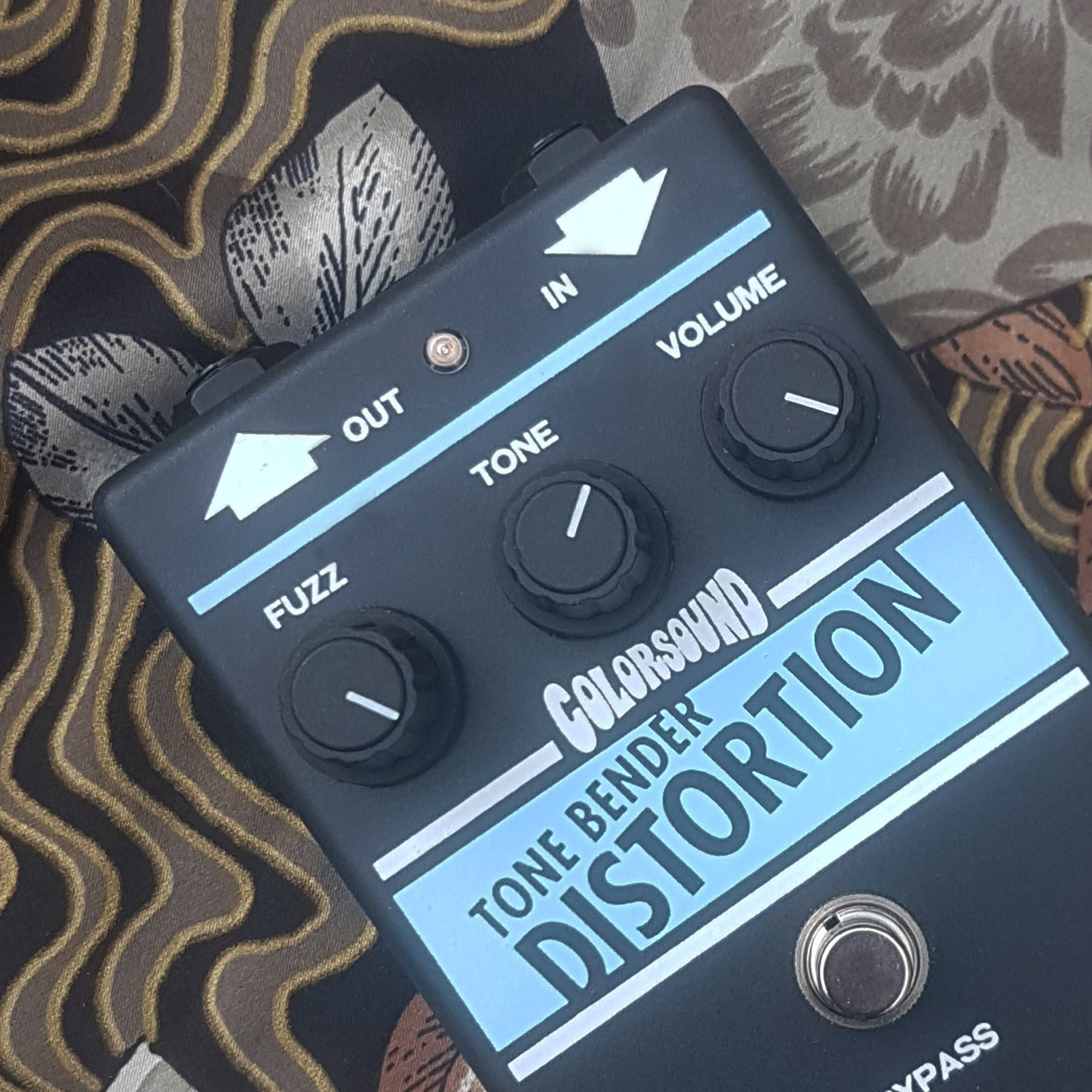 Tone Bender Distortion Unit